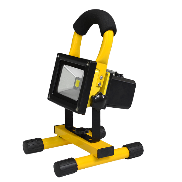 portable LED flood light 10W