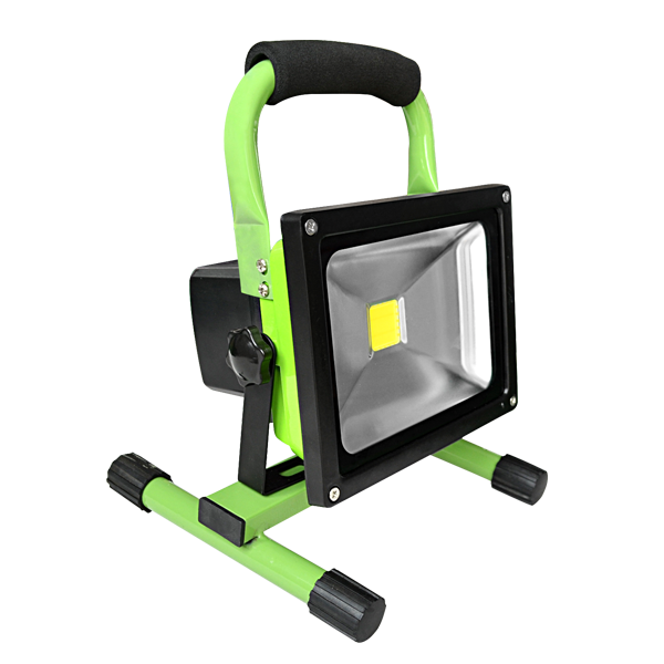 portable LED flood light 20W