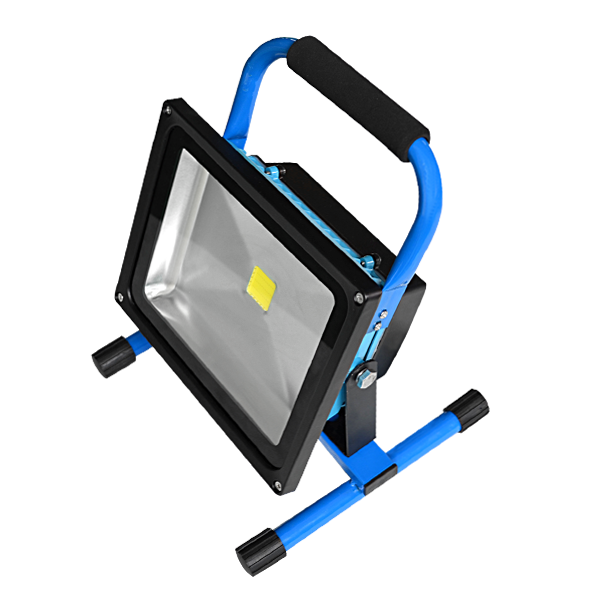 portable LED flood light 30W